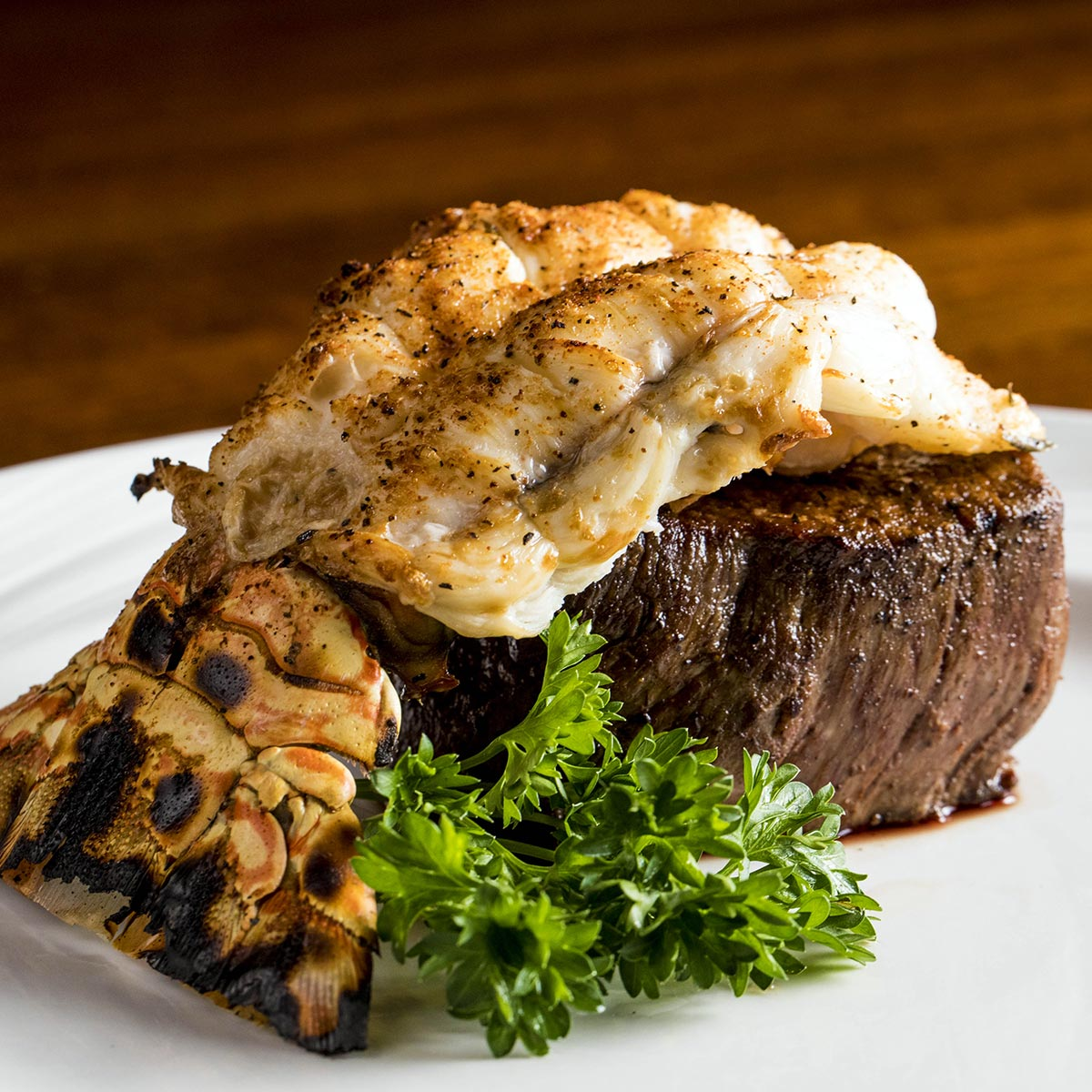 Filet Mignon & Lobster Tail